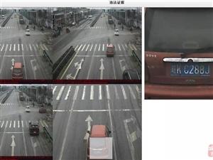 临泉路口监控居然这么清晰,开车要注意啦!