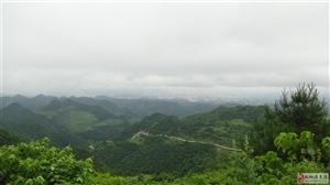 贵州省松桃苗族自治县飞灵山风景区旅游记
