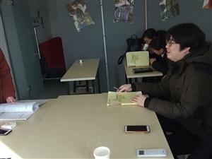 日语、韩语、英语、寒假班开始了!