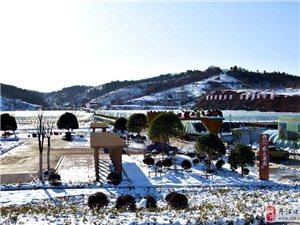 雪后初晴环库路