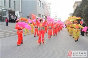 """金沙国际网上娱乐官网市""""文化惠民季""""活动仪式启动"""