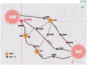 23张规划图带你了解(2016年-2035年)的成都副中心―简州新城!