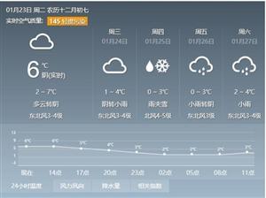 """松江的""""大""""雪真的会如约而至吗?!"""