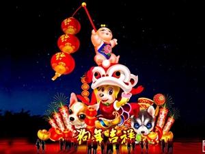 """2018中国(阆中)""""落下闳春节文化博览会""""迎春花灯节"""