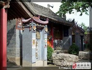 武功古城:聂村庙和三霄――党小成