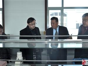 世界500强企业法国圣戈班西普磨介亚洲区总经理到山东金太阳锆业莅临指导