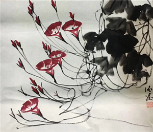 【火速围观】一场诗与画的视觉盛宴~