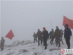 息烽:抗凝最前线党员干部在行动!