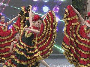 北碚人民幸福多 重庆电视台《百姓大舞台》走进蔡家