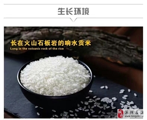 汤阴也能买到来自黑龙江正宗的石板大米啦!!!