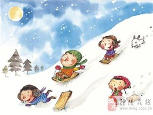 """女童公园堆雪人患上""""雪盲症"""" 医生:直视雪地正如同直视阳光"""