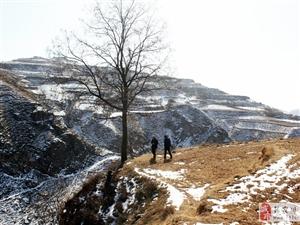 冬日,我只为张棉驿石峡水库的冰雪天地而震撼!