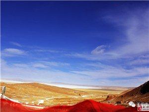 澳门大小点网址师徒徒步西藏第四十四天!这年头牛也会滑冰了!