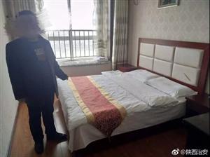 汉中一旅馆无证经营被取缔