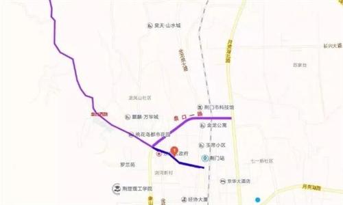 关于高峰时段禁止货车在泉口西路、泉口一路通行的通告