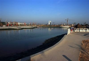 奔走相告!漯河沙河要蓄水了