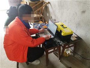 """广汉市心灵桥梁助孤快乐成长计划""""创客机器人暨科普小制作""""活动第6期"""