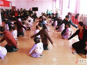青少年活动中心舞蹈释放童年,引起家长和媒体围观