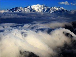 """翻江倒海牛背山!被誉为""""中国最大的观景平台""""是绝佳的摄影圣地"""