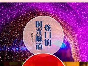 齐河・2018年首届灯光艺术节即将揭幕!