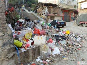 垃圾成山,呼吁有关部门管一管!