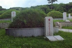 朝鲜志愿军烈士陵园