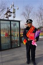 老百姓生命安全的卫士―阜城县八景公园保安呼占胜