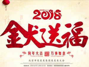 2018年广汉春节