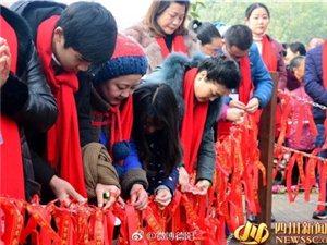 【2018广汉春节】广汉三星堆再现古蜀祭祀,近3万人现场观看(图片)
