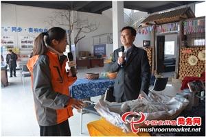 安徽:皇冠时时彩娱乐平台,砀山县镇长直播代言香菇木耳,百万粉丝围观点赞