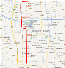 宿州城西拟2月份开通30、31公交线路!看看经过你家门口不?