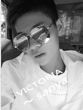【帅男秀场】孔旭豪19岁双子座摄影助理