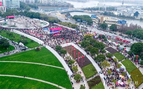 春风行动在鄂州举行,省内地市上演人才争夺战