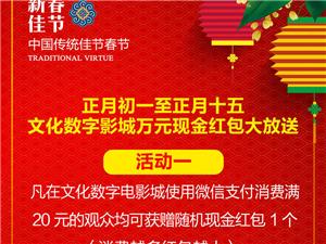 嘉峪关文化数字影城2018年02月26日排片表