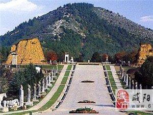 独一无二的夫妻皇帝合葬陵――乾陵