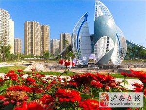泸州城市形象标识正式亮相一座酿造幸福的城市