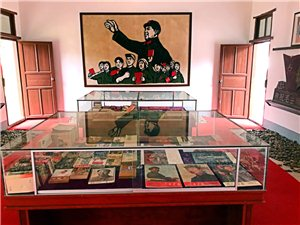 红色的记忆――龙寿洋东方红展馆