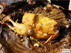 绿景家园竹筒饭、窑鸡活动报名帖