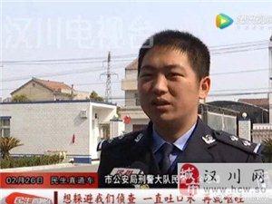 """残疾不是""""免罪牌"""",汉川警方打掉一聋哑人盗窃团伙"""