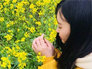 兴文满山遍野都开的是花,还可以偶遇美女!
