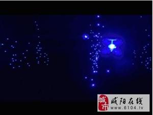元宵夜西安将上演大型无人机光影秀