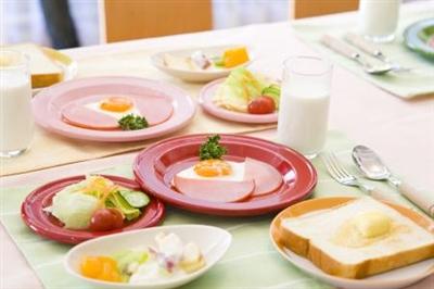 早餐很重要!不过这样吃早餐可不行!