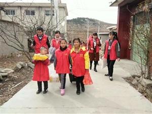 2018年【002】点点义工薛庄分会元宵节走访敬老院与五户贫困家庭