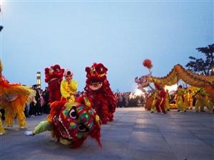 【广汉元宵节】正月十五闹元宵,春节祈福龙狮舞,红红火火过大年(组图)