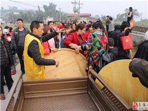 厉害了!数万人到江南吃龙肉,现场视频超震撼!
