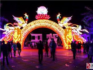 正月十五闹花灯——嘉峪关方特热闹祥和之夜