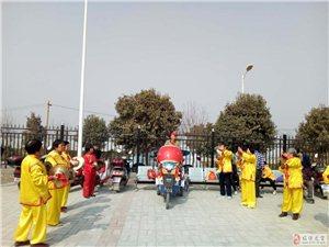 窑村开通了去临潼的201工交车