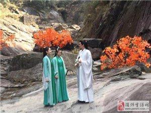 网络大电影《御宠娇妃2绝代偃师》天台开拍!
