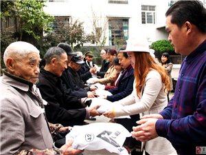 自贡富顺:志愿者到敬老院服务 公益事业成常态化