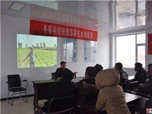 镇赉:科技培训让贫困村民受益